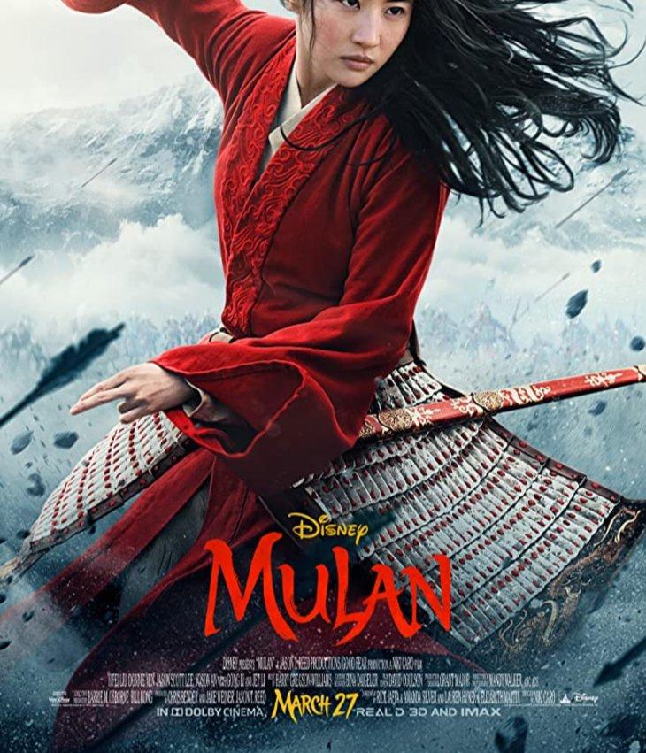 Film Mulan (2020) Quality Bluray Sub Indo