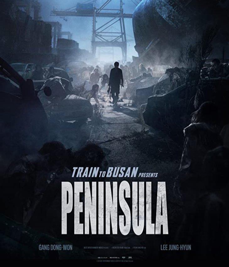 Film Train To Busan 2 peninsula (2020) Quality Bluray Sub Indo