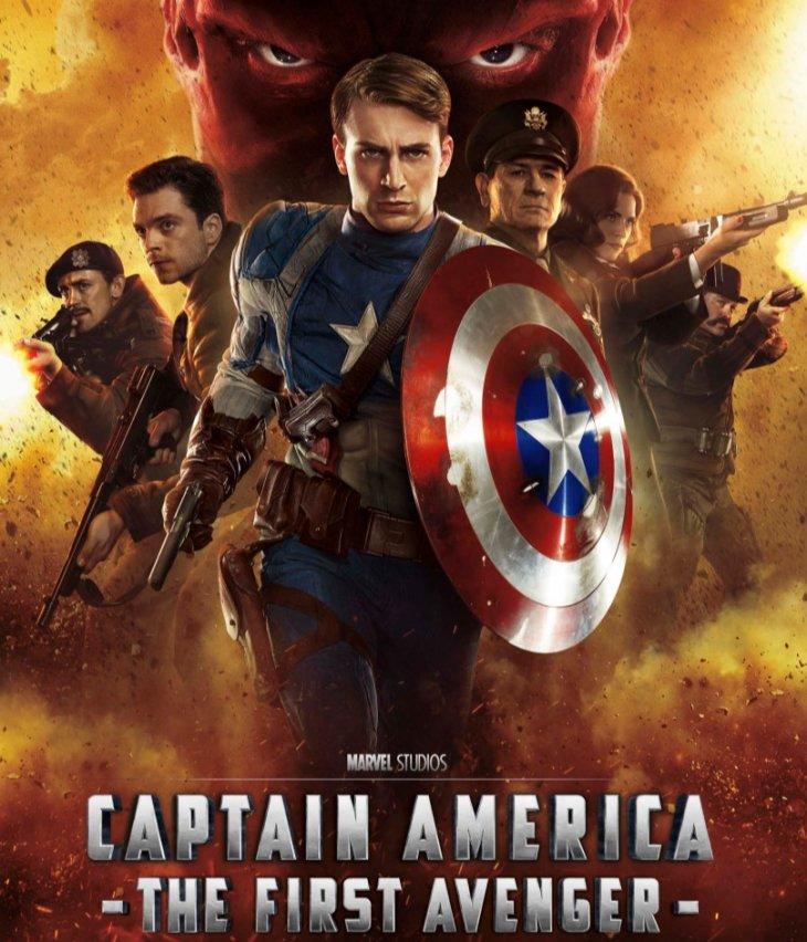 Nonton Film Captain America: The First Avenger (2011) Subtitle Indonesia