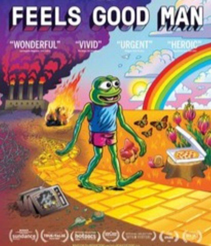 Feels Good Man (2020)   Watch Movies Online Free
