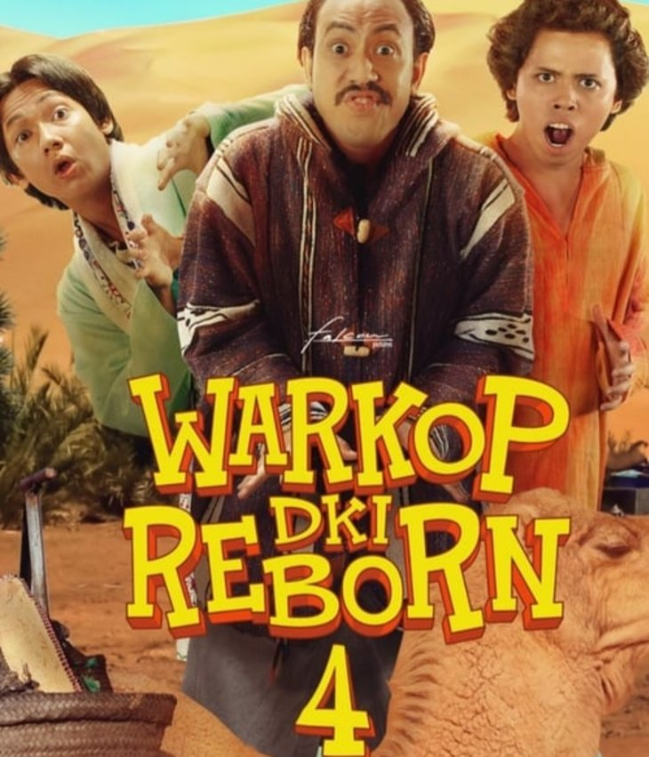 Download Film Warkop DKI Reborn 4 (2020) Lk21
