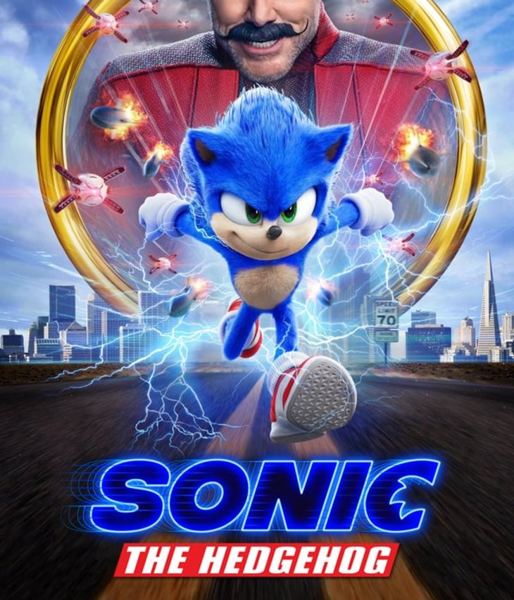 Film Sonic The Hedgehog (2020) Quality Bluray Sub Indo