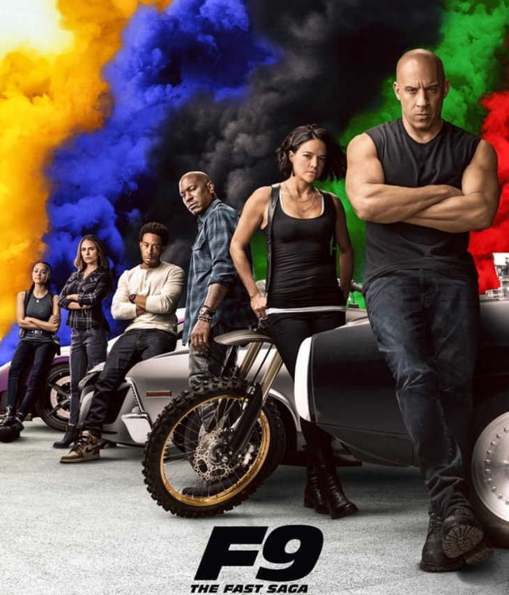 Fast & Furious 9 (2020)   Watch Movies Online Free