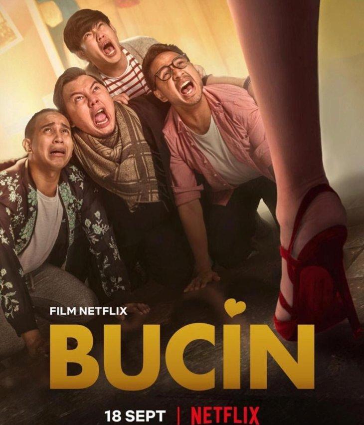 Nonton Film Bucin (2020) Subtitle Indonesia