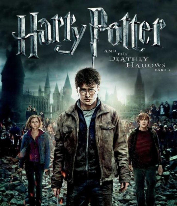 Nonton Film Harry Potter and the Deathly Hallows: Part 2 (2011) Sub Indo