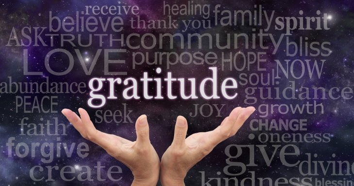 Get your MOJO back using GRATITUDE!
