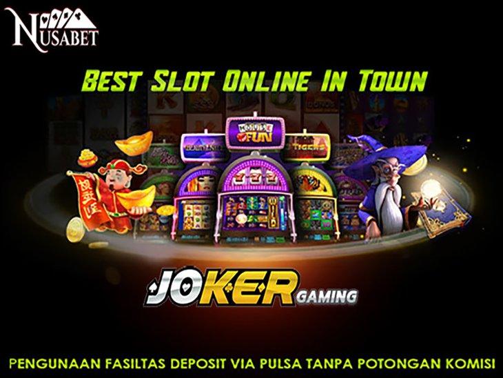 Joker123, Daftar Joker123, Agen Joker123, Joker Gaming, Link Joker123