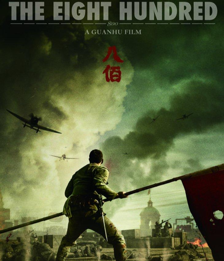 Nonton Film The Eight Hundred (2020) Subtitle Indonesia