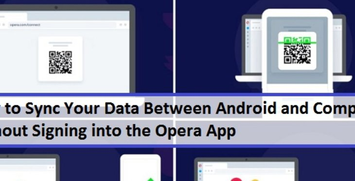 How to Sync Your Data Between Android and Computer Without Signing into the Oper