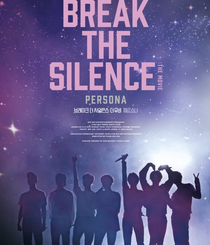 Film Break The Silence: The Movie (2020) Quality Bluray Sub Indo