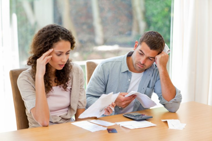 Does my spouse own half my tax debt if I file for a consumer proposal?