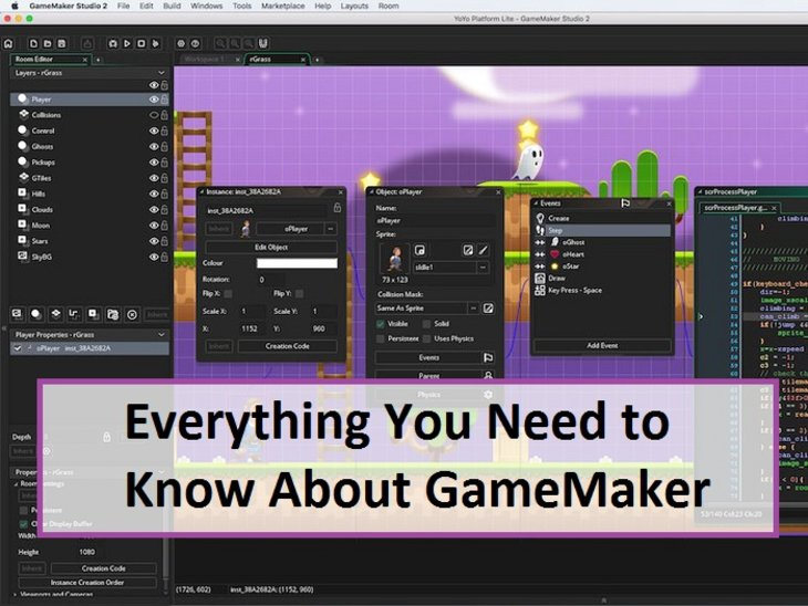 Everything You Need to Know About GameMaker