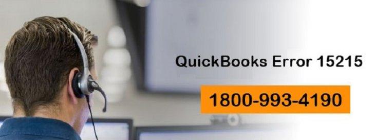 How to fix QuickBooks Error 15215 & Server Not Responding 1