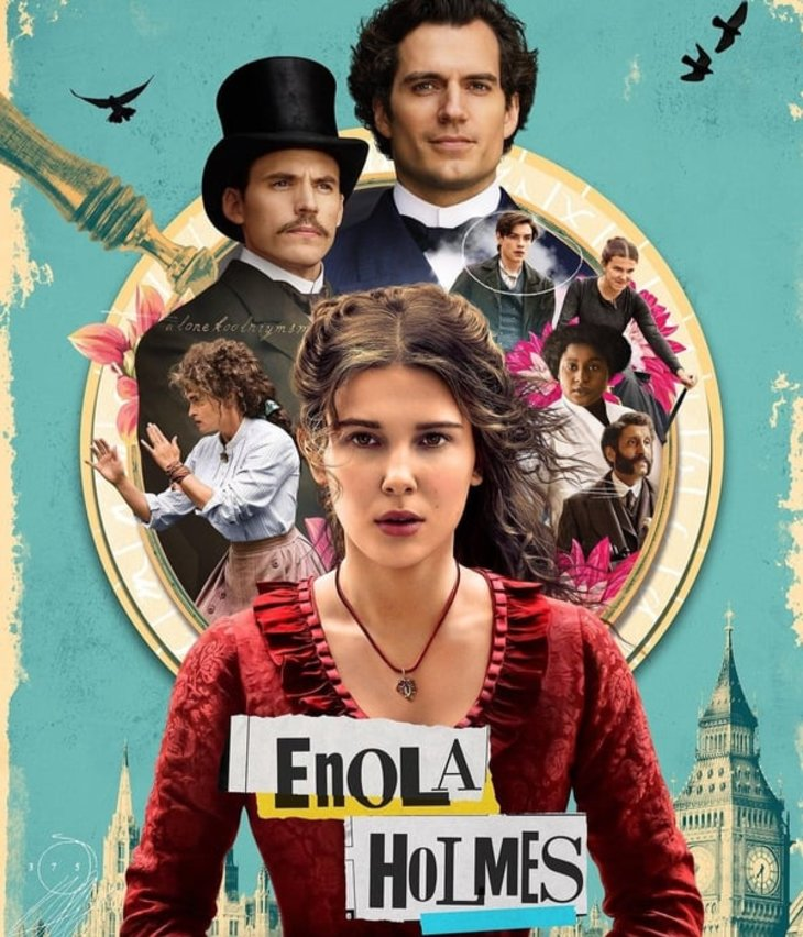 Film Enola Holmes (2020) Quality Bluray Sub Indo