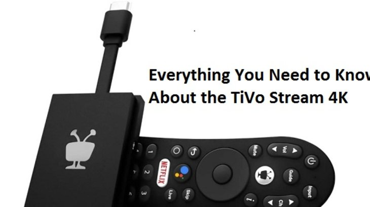 Everything You Need to Know About the TiVo Stream 4K
