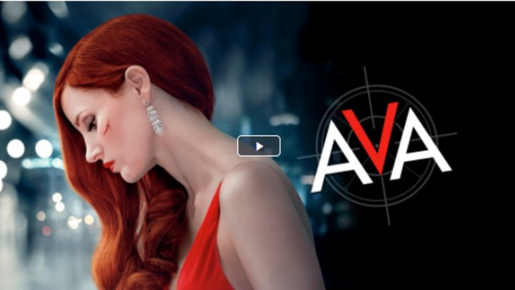 Ava movie free online to watch at home 'Jessica Chastain'