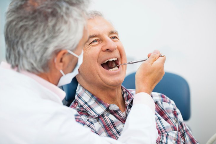 Don't Just Talk About It: Dental Care For Seniors