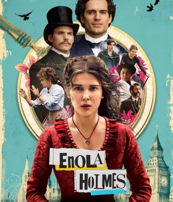 Nonton Film Enola Holmes (2020) Sub Indo | LEBAH MOVIE