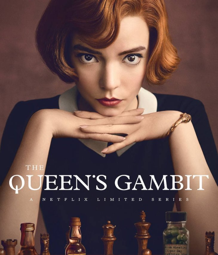 Nonton Film Series The Queen's Gambit Season 1 (2020) Sub Indo