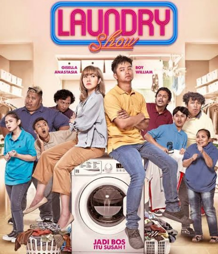 Nonton Film Indonesia Laundry Show (2019) Full Movie