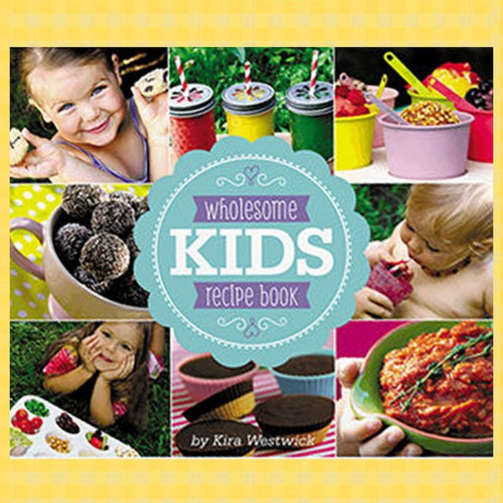 Wholesome Kids Recipe Book – Teach Your Child Some Good Habits!