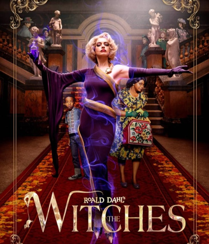 Watch Online Roald Dahl's The Witches (2020) Mp4 Free Download