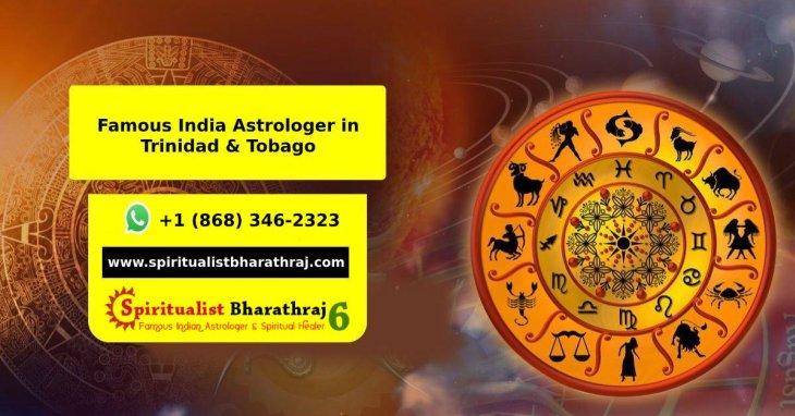 Best Indian Astrologer in Trinidad - +1 (868) 346-2323