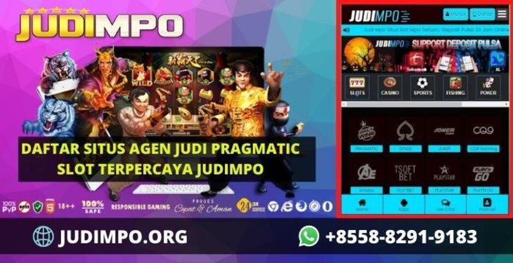 Daftar Situs Judi Slot Pragmatic Terpercaya Dan Termurah Judimpo