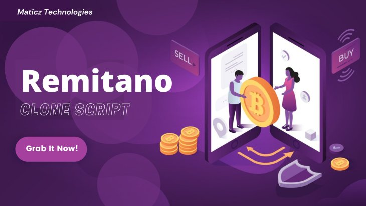How to start crypto exchange website like Remitano