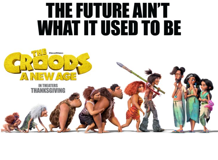 Nonton Film The Croods: A New Age (2020) Full Movie Sub Indo