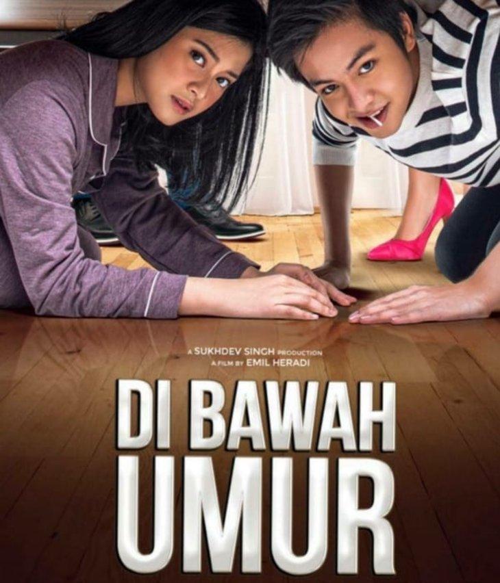 Download Film Di Bawah Umur (2020) 720p 480p Mkv