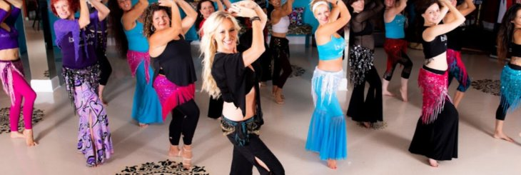 Ladies! Want to Learn a New Skill & Improve Your Confidence? Try BellyUp!