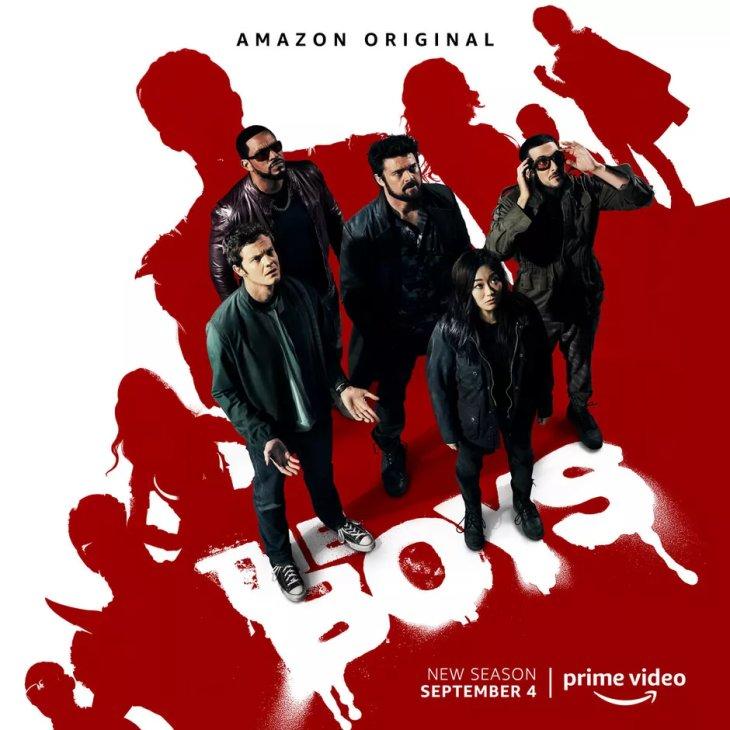 Nonton Film Series The Boys Season 2 (2020) Full Episode Sub Indo