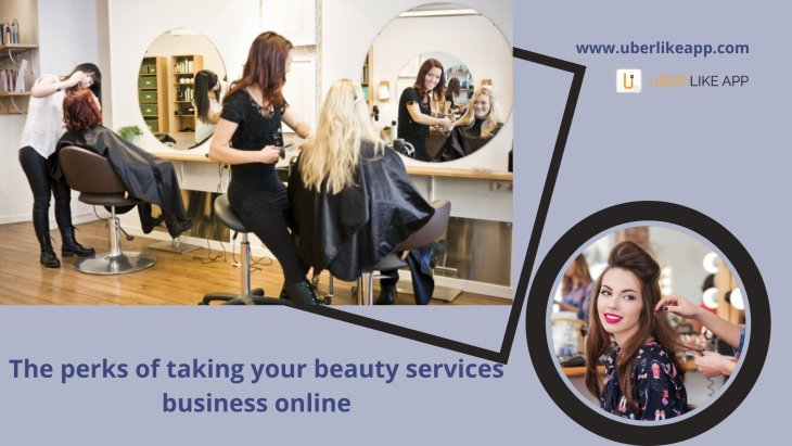 The perks of taking your beauty services business online