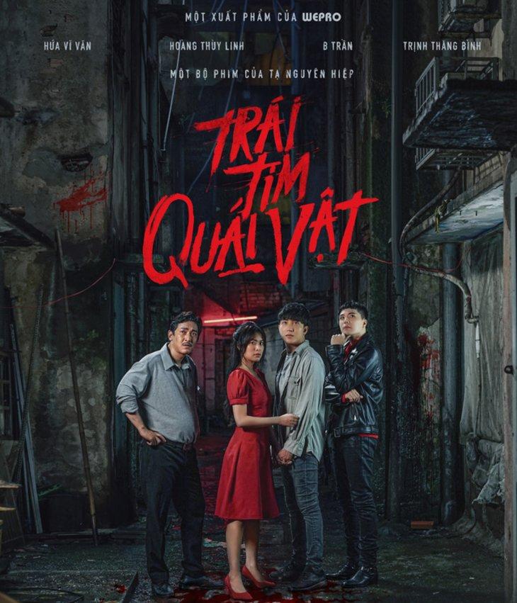Watch Online Trai Tim Quai Vat (2020) Mp4 Free Download