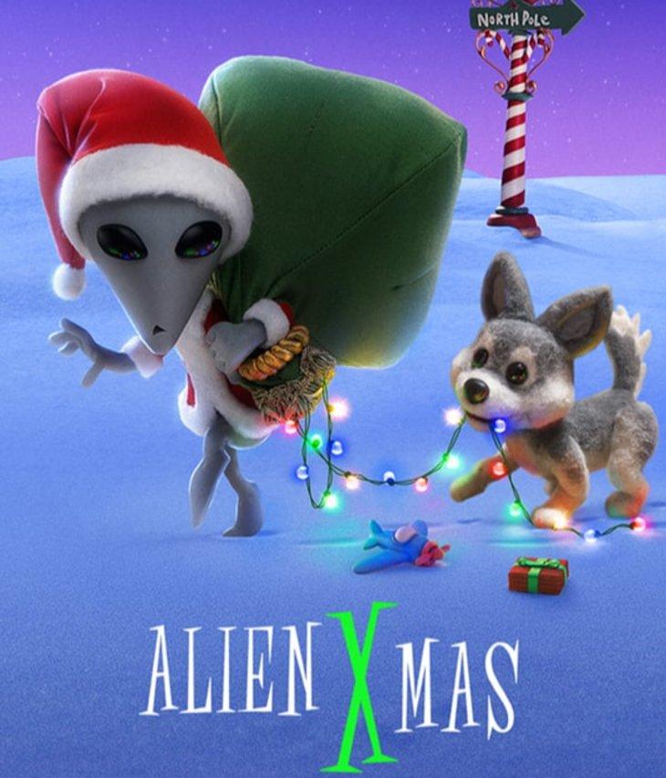 Watch Online Alien Xmas (2020) Mp4 Free Download