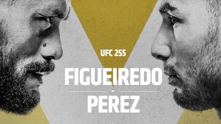 (Watch)UFC 255: Figueiredo vs Perez Live Stream