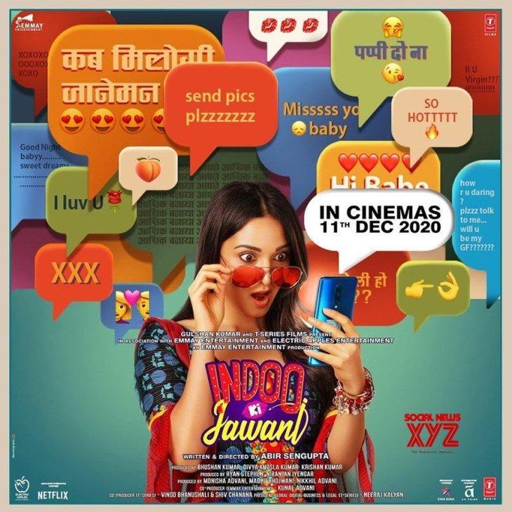 Watch Online Indoo Ki Jawani 2020 Mp4 Free Download Ramesigana Com
