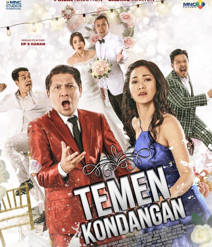 Nonton Film Temen Kondangan (2020) Full Movie Sub Indo