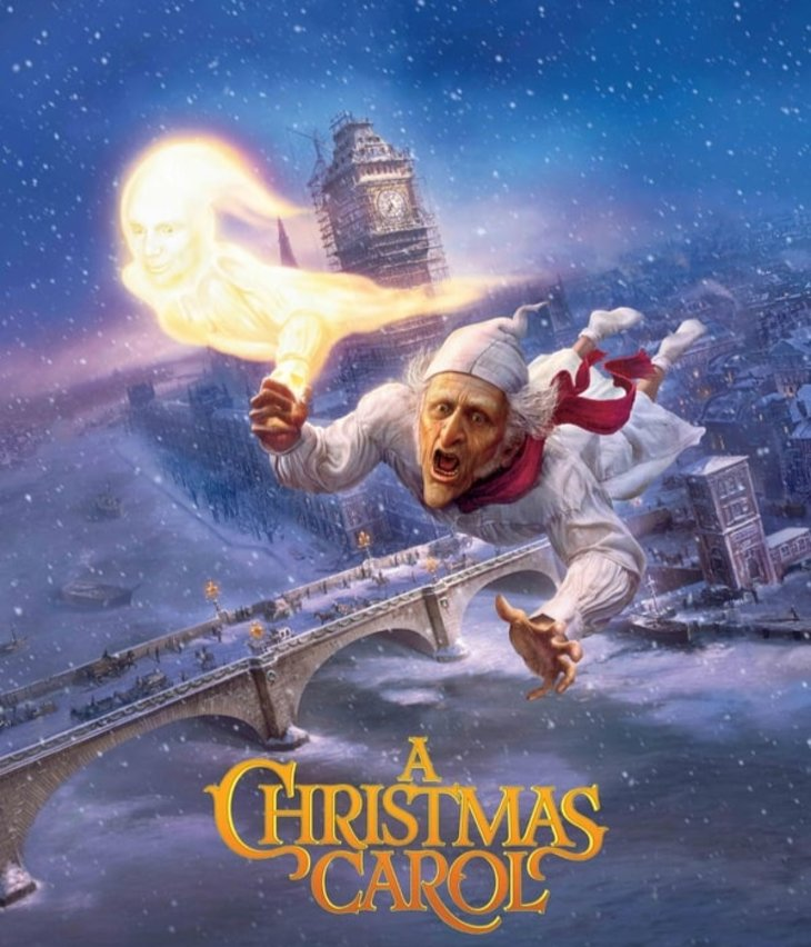 Watch Online A Christmas Carol (2020) FHD Free Download