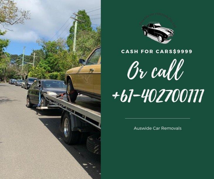 car removals Sydney $9999