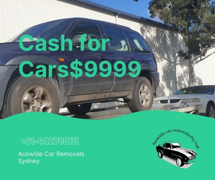we buy junk cars Sydney near me-sell your car