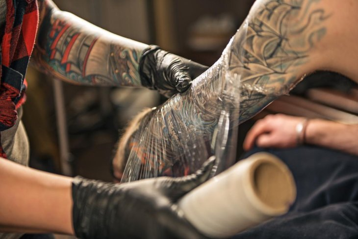 A Beginner's Guide to Washing and Treating New Tattoos