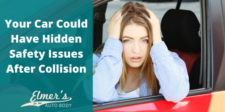 Your Car Could Have Hidden Safety Issues After Collision