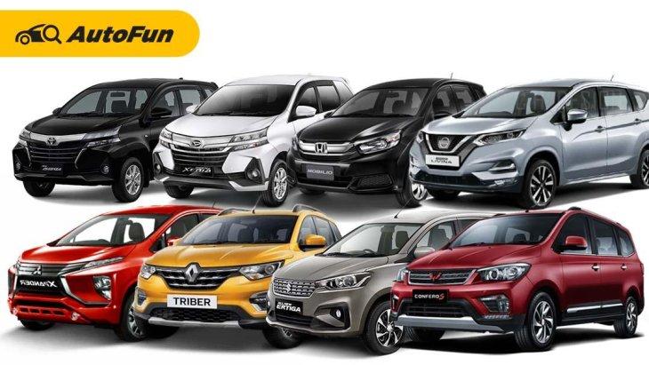 2020 LMPV Models: Wuling Confero and Toyota Avanza, Interested LMPV RWD
