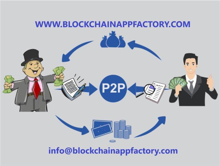 Fulfill all financial goals by starting Peer to Peer Lending Blockchain Platform