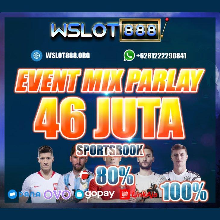 Wslot888 Judi Slot Online Gampang Menang Wslot888judislotonline