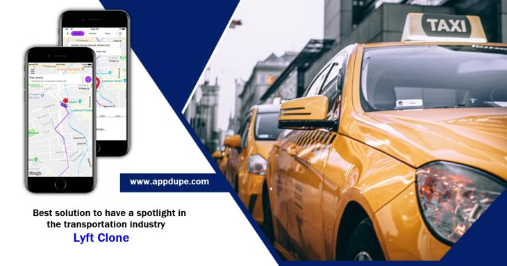 Lyft Clone: Best solution to have a spotlight in the transportation industry