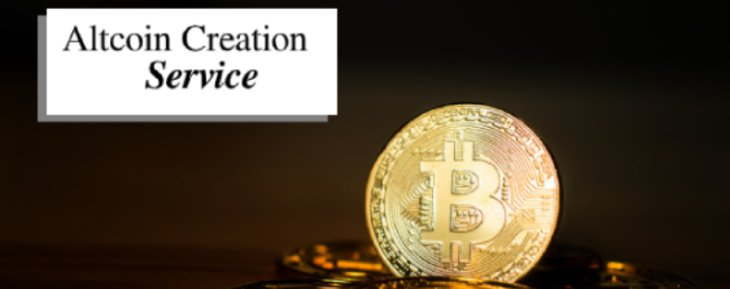 Altcoin Creation Service Provider