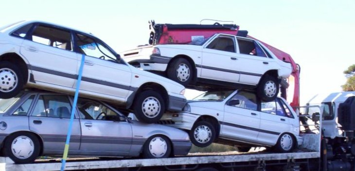 The Various Benefits of Scrap Car Removal